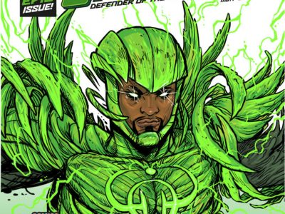 Five questions with protector of the planet Ovie Mughelli